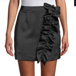 NWT ASTR Satin Mini Skirt (Size Medium) Host Pick